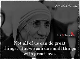 Mother Teresa's Quotes Beauteous 48 Famous Mother Teresa Quotes About Love Kindness Life 'N' Lesson