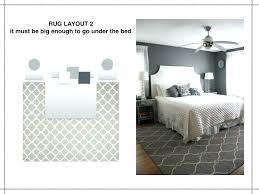 rug under bed rug under bed d bout furniture bedroom rug placement king bed