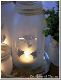 Glass Jar Decorating Ideas Mason Jar Tealights Hometalk 90