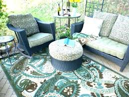 navy and turquoise outdoor rug target blue area rugs in new image of threshold tap