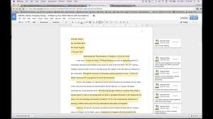 How To Add An Mla Format Header On Google Docs