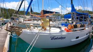 Sailboat Winch Comparison Chart Dreaming Of Sailing Off Into The Sunset Your Chance Is Now Sailing Catalpa