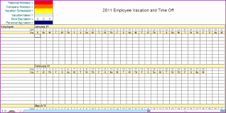 Blank Annual Calendar Simple 2017 2018 Excel Calendar Template ...