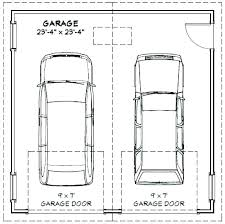 double garage door width canada sizes size mm stunning 2 car doors and dimensions standard