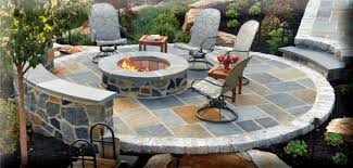 spectacular outdoor fire pit seating area designs