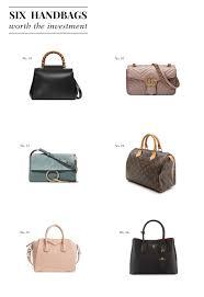 Chloe Designer Bags Six Handbags Worth The Investment Hello Adams Family