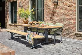 dining table bench suns stockholm