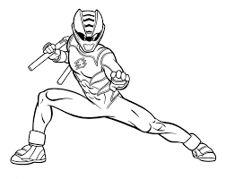 Small Picture power rangers jungle fury coloring pages az coloring pages Power