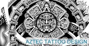 Aztec Tattoo Patterns Delectable Inca Peruvian Aztec Taino Mexican Tattoos