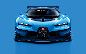 Bugatti Vision Gran Turismo at Frankfurt motor show: shades of ...