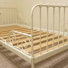 Ikea Extendable Bed Frame / Toddler Bed, Furniture, Beds ...