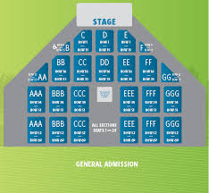 Treasure Island Casino Concert Seating Chart
