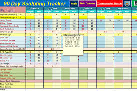 diet spreadsheet workout spreadsheet templates zigy co