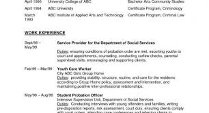Well Known Correctional Officer Resume With No Experience #ar45 ...