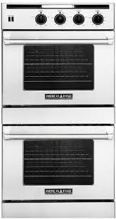 30 inch double chef door gas wall oven