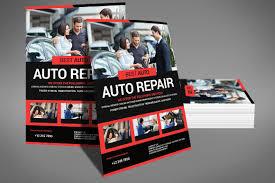 Auto Repair Flyer Auto Repair Psd Photoshop Flyer Template Free Psd Flyer