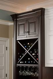 Built In Wine Racks Kitchen Cabinet Kitchen Cabinet Wine Racks