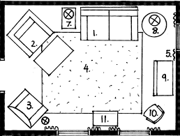 23 Open Concept Apartment Interiors For InspirationInterior Design Plans Living Room
