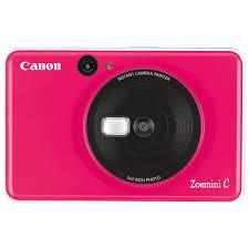 Купить <b>Фотоаппарат</b> моментальной печати <b>Canon Zoemini</b> C ...