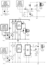 remote control using vhf modules electronics circuits hobby remote control using vhf modules