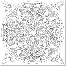 celtic coloring pages for adults. Brilliant Adults New Full Size Coloring Book Designs In Funny Pages Celtic  Adult Studio Series By To For Adults N