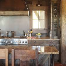 Kitchen Reclaimed Wood Kitchen Cabinets