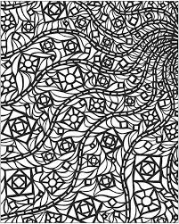 Small Picture Hard mosaic coloring pages ColoringStar