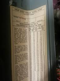Siemens Overload Heater Chart Magnetic Starter Archive The Garage Journal Board