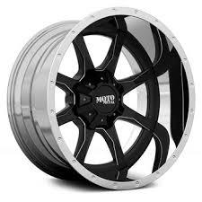 moto metal wheels 20x12. moto metal ® mo201 wheels rims gloss black w/ chrome lip 20x12 8x180 -44 | mo201-20128844nbc