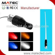 4ft 5ft 6ft fiber optic solar light system optic fiber light led fiber optic light for suv fiber optic solar light system optic fiber light led fiber