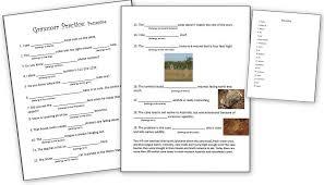 free grammar worksheets - Homeschool Den