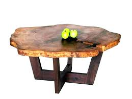 tree end table tree coffee table side tables wood trunk side table natural tree stump coffee
