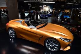 2018 bmw z. wonderful bmw bmw concept z4  frankfurt show front for 2018 bmw z z