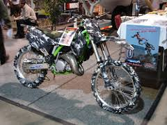 Camoflauge Dirt Bike Biker News Online