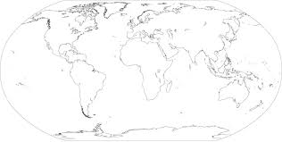 Picture of diagram the world map drawing new how to draw a in