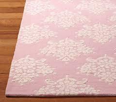 best of pink area rugs for baby nursery pale rug