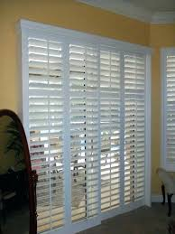 plantation shutters large size of sliding door blinds home depot bypass for wood french with built
