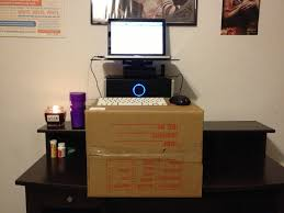 wondrous homemade standing desk 91 build standing desk home depot homemade standing desk full size