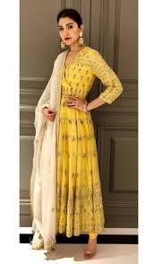 Anushka Sharma Fashion Designer Anushka Sharma In Anita Dongre Indian Designer Wear
