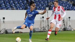 Roter Stern Belgrad vs. 1899 Hoffenheim heute live im TV und Livestream:  Die Europa League auf DAZN
