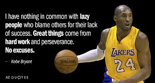 TOP 40 QUOTES BY KOBE BRYANT Of 40 AZ Quotes Mesmerizing Kobe Bryant Quotes
