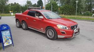 Volvo XC60 6x6 and XC70 D5 Pickup Trucks Are Real