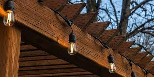 Edison Outdoor Patio Lights Liven Up Your Patio W 48 Feet Of Outdoor Edison Style Led
