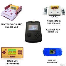 Game 4 nút] Shop 161 chuyên máy game điện tử băng 4 nút, máy game cầm
