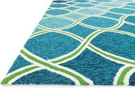 loloi venice beach vb 18 outdoor rug blue green 2 3