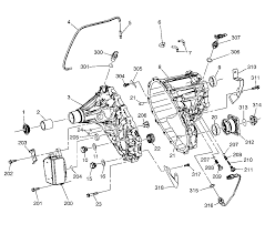 How to extend differential transmission and transfer case breather rh 355nation 2008 silverado transfer case diagram gm transfer case parts diagram