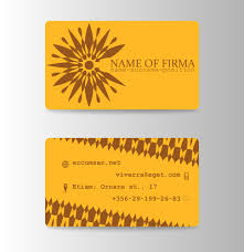 Free Vector Design Eps Business Card Background Design With Logo Vector Ai Eps