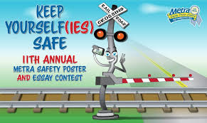 jane addams elementary school upcoming metra safety poster contest