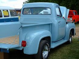 Classic Light Blue Pickup Truck. | Mark | Flickr