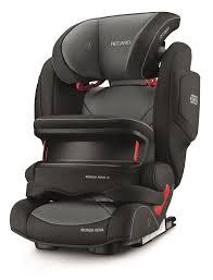 recaro child car sear monza nova is seatfix carbon black 2018 large image 1